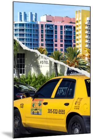 Dual Torn Posters Series - Miami-Philippe Hugonnard-Mounted Photographic Print