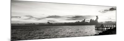 Sunset Sun Dream-Philippe Hugonnard-Mounted Photographic Print