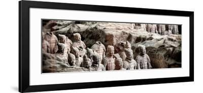 China 10MKm2 Collection - Terracotta Army-Philippe Hugonnard-Framed Photographic Print