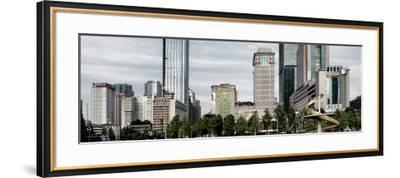China 10MKm2 Collection - Tianfu Square - Chengdu-Philippe Hugonnard-Framed Photographic Print