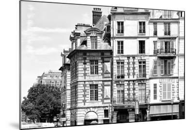 Paris Focus - French Architecture-Philippe Hugonnard-Mounted Photographic Print