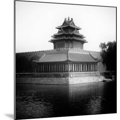 China 10MKm2 Collection - Watchtower - Forbidden City-Philippe Hugonnard-Mounted Photographic Print