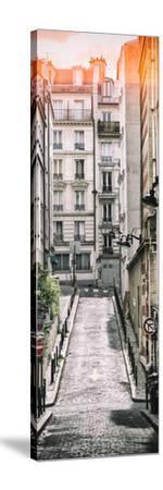 Paris Focus - Paris Montmartre-Philippe Hugonnard-Stretched Canvas Print