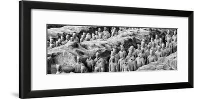China 10MKm2 Collection - Terracotta Army-Philippe Hugonnard-Framed Premium Photographic Print