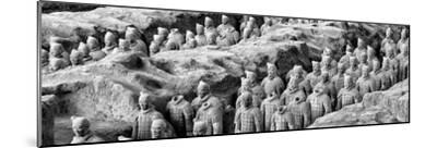 China 10MKm2 Collection - Terracotta Army-Philippe Hugonnard-Mounted Premium Photographic Print