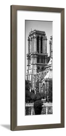 Paris Focus - Notre Dame Cathedral-Philippe Hugonnard-Framed Premium Photographic Print