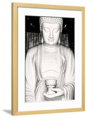 China 10MKm2 Collection - White Buddha-Philippe Hugonnard-Framed Photographic Print