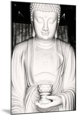 China 10MKm2 Collection - White Buddha-Philippe Hugonnard-Mounted Photographic Print