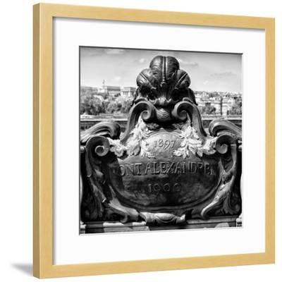 Paris Focus - Pont Alexandre III-Philippe Hugonnard-Framed Photographic Print