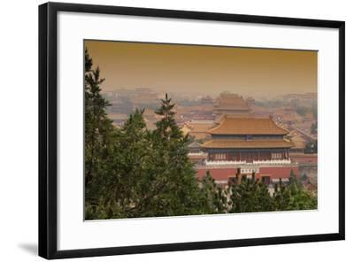 China 10MKm2 Collection - The Forbidden City - Beijing-Philippe Hugonnard-Framed Photographic Print