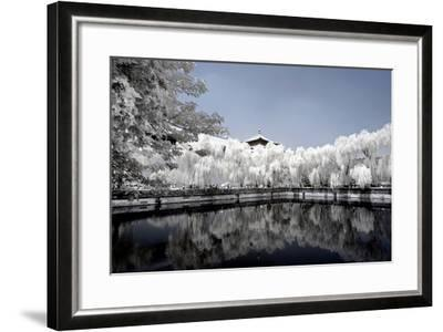 China 10MKm2 Collection - Another Look - Reflections-Philippe Hugonnard-Framed Photographic Print