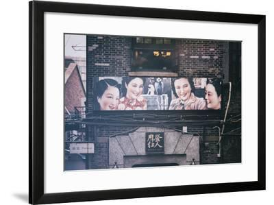 China 10MKm2 Collection - Vintage Chinese Shanghai Girls-Philippe Hugonnard-Framed Photographic Print