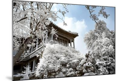 China 10MKm2 Collection - Another Look - Beijing Temple-Philippe Hugonnard-Mounted Photographic Print
