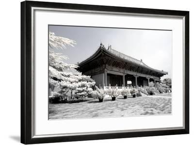 China 10MKm2 Collection - Another Look - Beijing Temple-Philippe Hugonnard-Framed Photographic Print