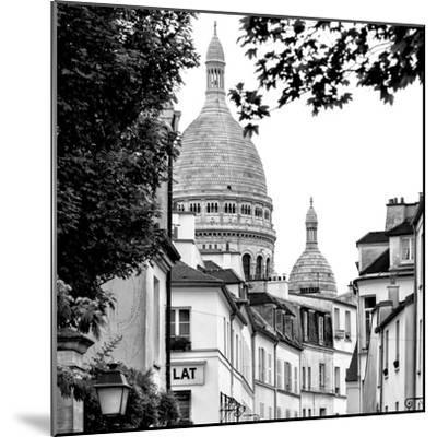 Paris Focus - Sacre-C?ur Basilica - Montmartre-Philippe Hugonnard-Mounted Photographic Print