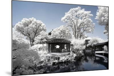 China 10MKm2 Collection - Another Look - Park Temple-Philippe Hugonnard-Mounted Photographic Print