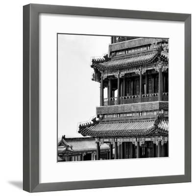 China 10MKm2 Collection - Detail of Summer Palace-Philippe Hugonnard-Framed Photographic Print