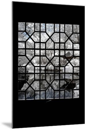 China 10MKm2 Collection - Asian Window - Another Look Series - White Island-Philippe Hugonnard-Mounted Photographic Print