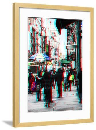 After Twitch NYC - Winter Walk-Philippe Hugonnard-Framed Photographic Print
