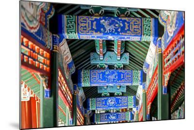 China 10MKm2 Collection - Detail of Imperial Summer Palace-Philippe Hugonnard-Mounted Photographic Print