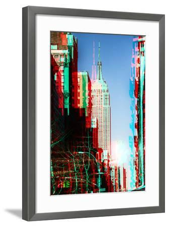 After Twitch NYC - Manhattan Winter-Philippe Hugonnard-Framed Photographic Print