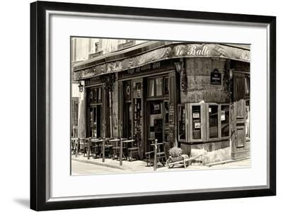 Paris Focus - Parisian Bar-Philippe Hugonnard-Framed Photographic Print