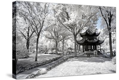 China 10MKm2 Collection - Another Look - Temple Park-Philippe Hugonnard-Stretched Canvas Print