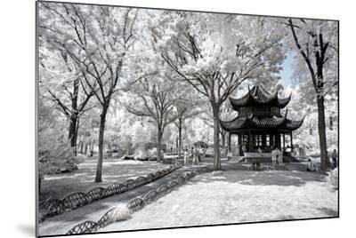 China 10MKm2 Collection - Another Look - Temple Park-Philippe Hugonnard-Mounted Photographic Print