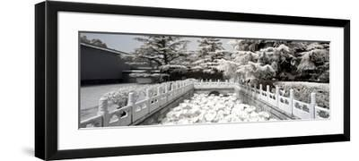 China 10MKm2 Collection - Another Look - Lotus Bridge-Philippe Hugonnard-Framed Photographic Print