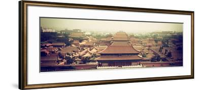 China 10MKm2 Collection - Forbidden City - Beijing-Philippe Hugonnard-Framed Photographic Print