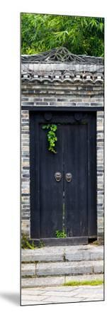 China 10MKm2 Collection - Buddhist Temple Door-Philippe Hugonnard-Mounted Photographic Print