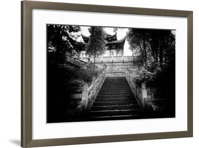 China 10MKm2 Collection - Chinese Temple-Philippe Hugonnard-Framed Photographic Print