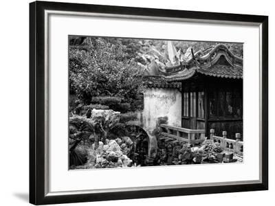 China 10MKm2 Collection - Classical Chinese Pavilion-Philippe Hugonnard-Framed Photographic Print