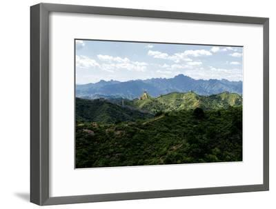 China 10MKm2 Collection - Great Wall of China-Philippe Hugonnard-Framed Photographic Print