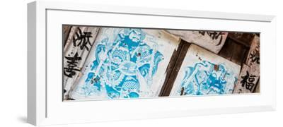 China 10MKm2 Collection - Chinese Samurai-Philippe Hugonnard-Framed Photographic Print