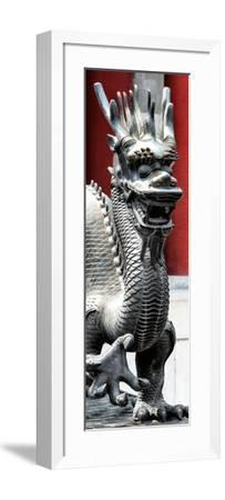 China 10MKm2 Collection - Dragon-Philippe Hugonnard-Framed Photographic Print