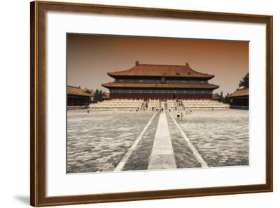 China 10MKm2 Collection - Forbidden City-Philippe Hugonnard-Framed Photographic Print
