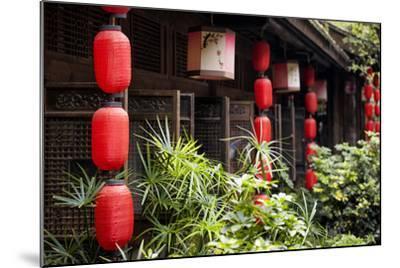 China 10MKm2 Collection - Chinese Lanterns-Philippe Hugonnard-Mounted Photographic Print