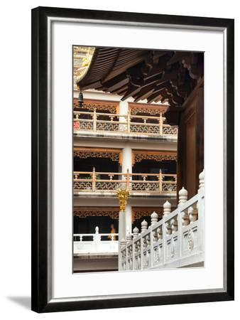 China 10MKm2 Collection - Jing An Temple - Shanghai-Philippe Hugonnard-Framed Photographic Print