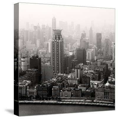 China 10MKm2 Collection - Shanghai-Philippe Hugonnard-Stretched Canvas Print