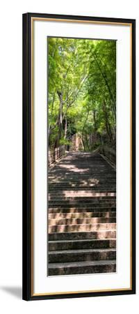 China 10MKm2 Collection - Staircase-Philippe Hugonnard-Framed Photographic Print