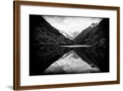 China 10MKm2 Collection - Rhinoceros Lake - Jiuzhaigou National Park-Philippe Hugonnard-Framed Photographic Print