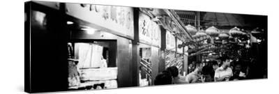 China 10MKm2 Collection - Lifestyle FoodMarket-Philippe Hugonnard-Stretched Canvas Print