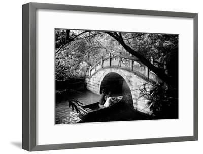 China 10MKm2 Collection - Romantic Boat Ride-Philippe Hugonnard-Framed Photographic Print