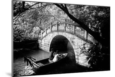 China 10MKm2 Collection - Romantic Boat Ride-Philippe Hugonnard-Mounted Photographic Print