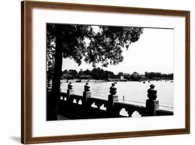 China 10MKm2 Collection - Kunming Lake-Philippe Hugonnard-Framed Photographic Print