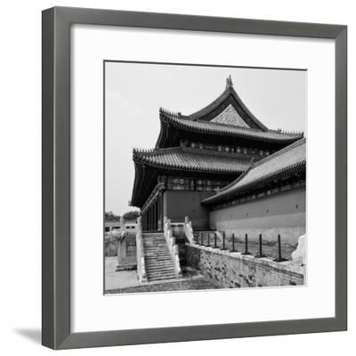 China 10MKm2 Collection - Forbidden City Architecture - Beijing-Philippe Hugonnard-Framed Photographic Print