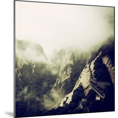 China 10MKm2 Collection - Mount Huashan - Shaanxi-Philippe Hugonnard-Mounted Photographic Print