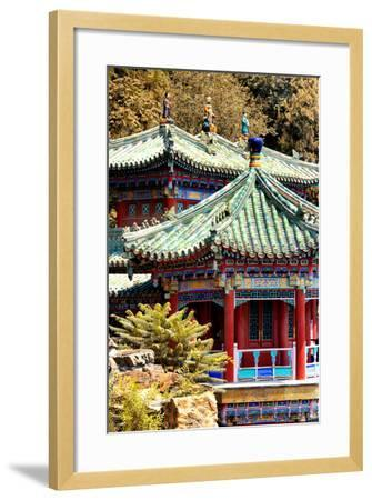 China 10MKm2 Collection - Summer Palace Architecture-Philippe Hugonnard-Framed Photographic Print