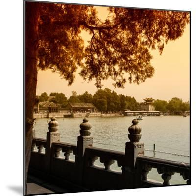China 10MKm2 Collection - Kunming Lake - Beijing-Philippe Hugonnard-Mounted Photographic Print